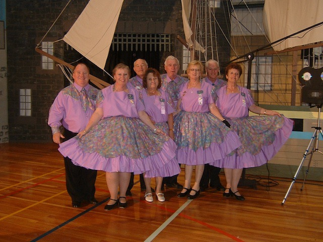 2005 Dressed Set at 46th Aust National Convention.jpg