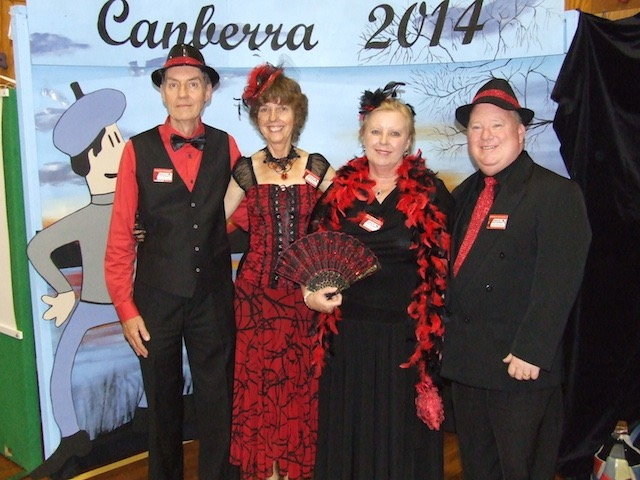 55th National Convention 2014 Canberra