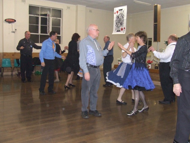 Square Dance Birthday 2011 (2)