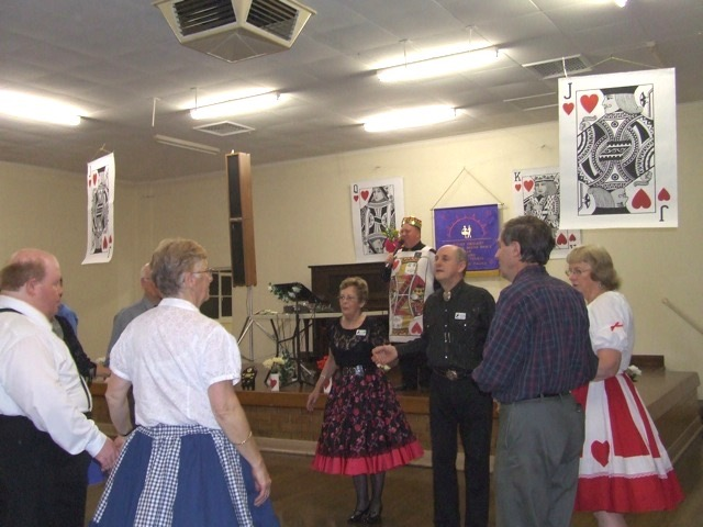 Square Dance Birthday 2011
